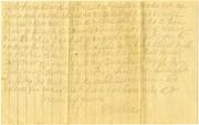 Letter to Josephine