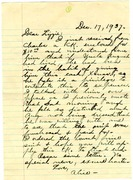 Alice's Letter to Lizzie #3