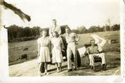 Photograph of Aircraft Warning Service Volunteers