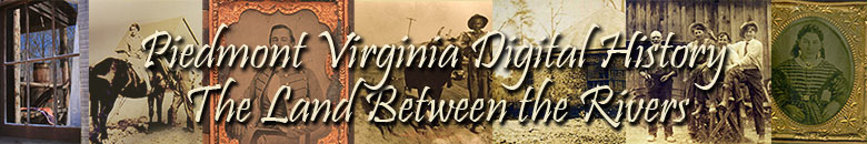 Piedmont Virginia Digital History
